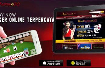 Daftar Poker Online Terpercaya Di DewiFortunaQQ