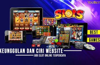 Website Judi Slot Online Terpercaya